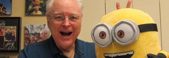 Minion Bob is May Patient of the Month of 2018!